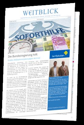 Kundenzeitung W€ITBLICK