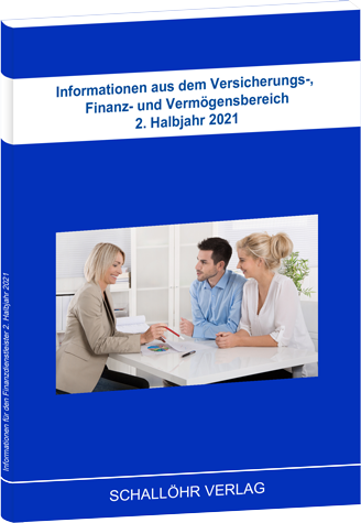 Informationen 2. Halbjahr 2021