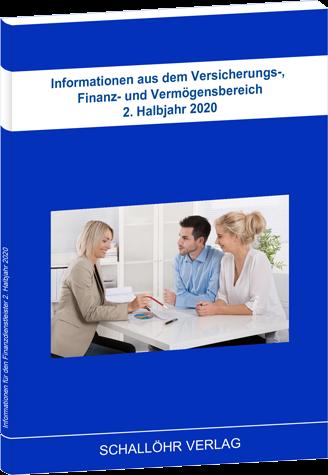 Informationen 2. Halbjahr 2020