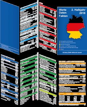 Faltblatt Werte-Daten-Fakten 2. Halbjahr 2018