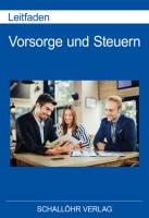 E-Book Leitfaden - Vorsorge und Steuern